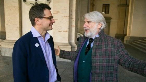 Coraggio: il reading Crepet-Lavia debutta a Parma