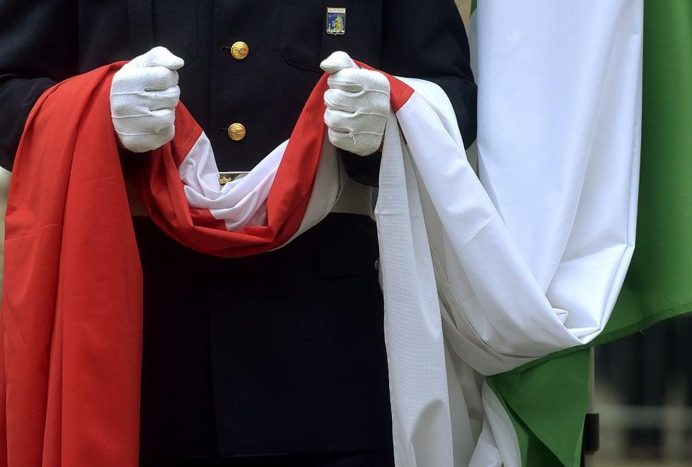 Unità nazionale e Forze armate: celebrazione a Parma - Foto
