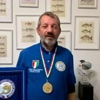 Mondiali pesca per disabili: Bottazzi campione del mondo
