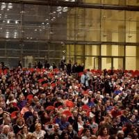 Parma, tutto esaurito per il reading-spettacolo di Crepet e Lavia - Foto