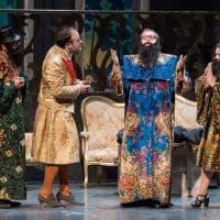 Il Borghese Gentiluomo: a Teatro Due il ferocissimo Molière - Foto