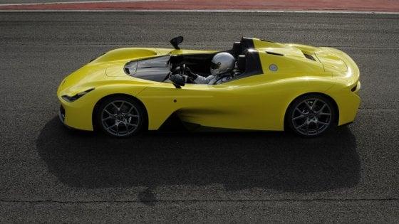 Motori, l'ingegner Gian Paolo realizza un sogno chiamato Dallara Stradale