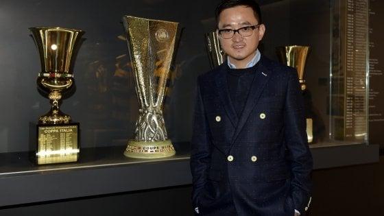 """Parma calcio, Lizhang si presenta: """"Il sogno è tornare in A"""""""