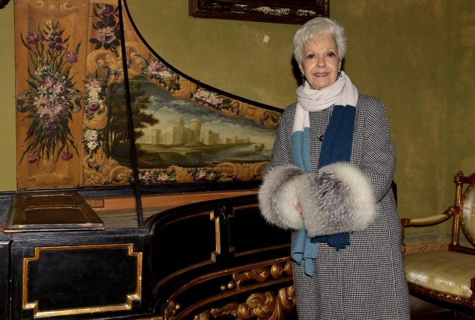 Kabaivanska a Fontanellato: la regina della lirica testimonial della Rocca - Foto