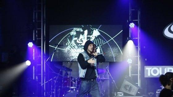 Musica, il rapper parmigiano Mat Smile vince il Tour Music Fest