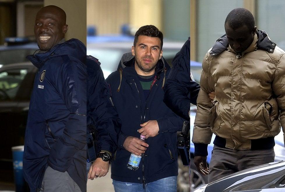 Calciatori ivoriani illegali in Italia: gli arresti - Foto