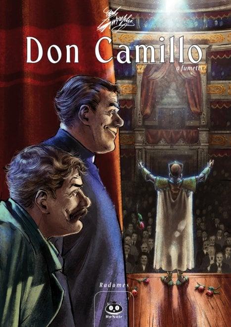 Don Camillo e Giuseppe Verdi a fumetti - Foto