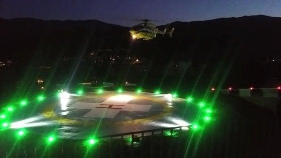 Borgotaro, ospedale collegato con l'elisoccorso anche di notte