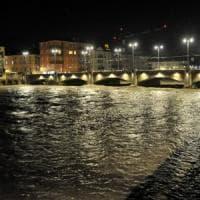 Parma, torrenti in piena: rinforzati argini e abitazioni evacuate