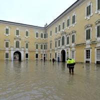 Parma, la Reggia di Colorno invasa dall'acqua - Foto