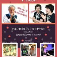 Natale ? Con i tuoi A Fidenza lo show solidale made in borgo