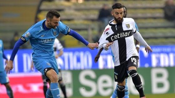 Il Parma non segna Contro il Cesena solo un punto