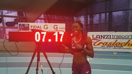 Desola Oki sprint: l'atleta del Cus Parma centra record italiano