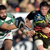 Rugby, il derby tricolore è di Treviso: Zebre battute a Parma