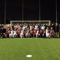Calcio e solidarietà: Amatrice in trasferta a Parma - Foto