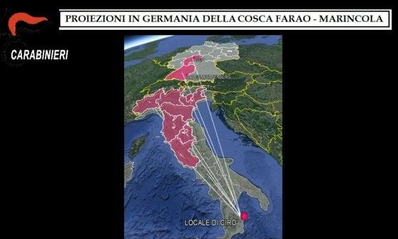 """'Ndrangheta a Parma, clan a Gigliotti: """"Soldi della mensa aziendale per la cosca"""""""