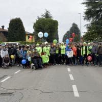 Corcagnano, cittadini in marcia nel ricordo di Giulia - Foto