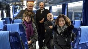 Tep: in strada tre nuovi autobus extraurbani dotati di accessi usb