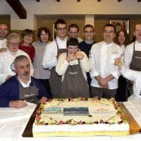 Parma Quality Restaurants e coop Fiorente: gemellaggio ai fornelli - Foto