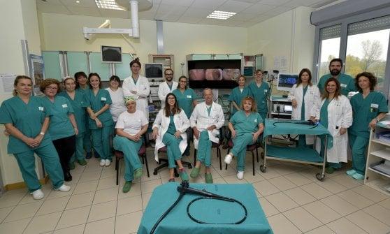 Ospedale di Vaio: chirurgia senza bisturi per rimuovere tumori gastrointestinali