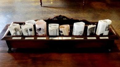 Tesori di Parma: a palazzo Riserva  il Circolo di Lettura -   Foto