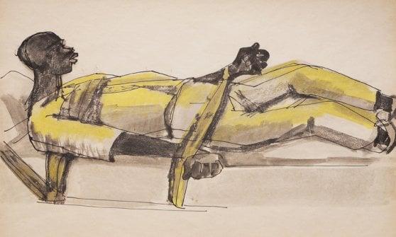 Della pazzia: a Parma studi e disegni di Roberto Sambonet