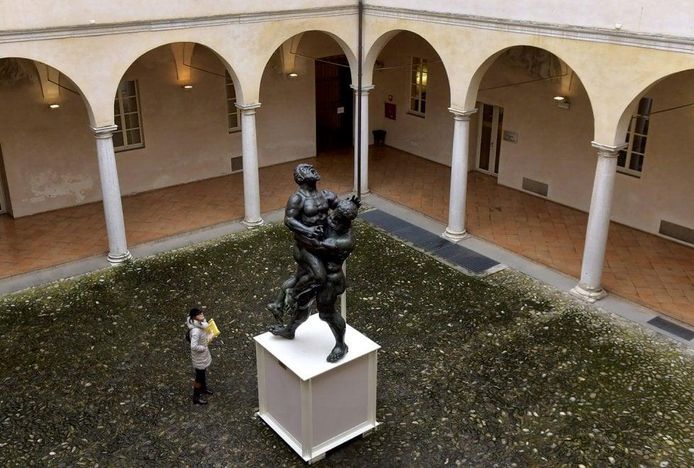 I du brasè: alla Casa della Musica tornano Ercole e Anteo - Foto