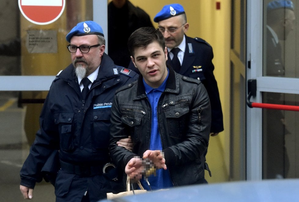 Omicidio di Luca Manici e Altamirano: Alessio Turco condannato all'ergastolo