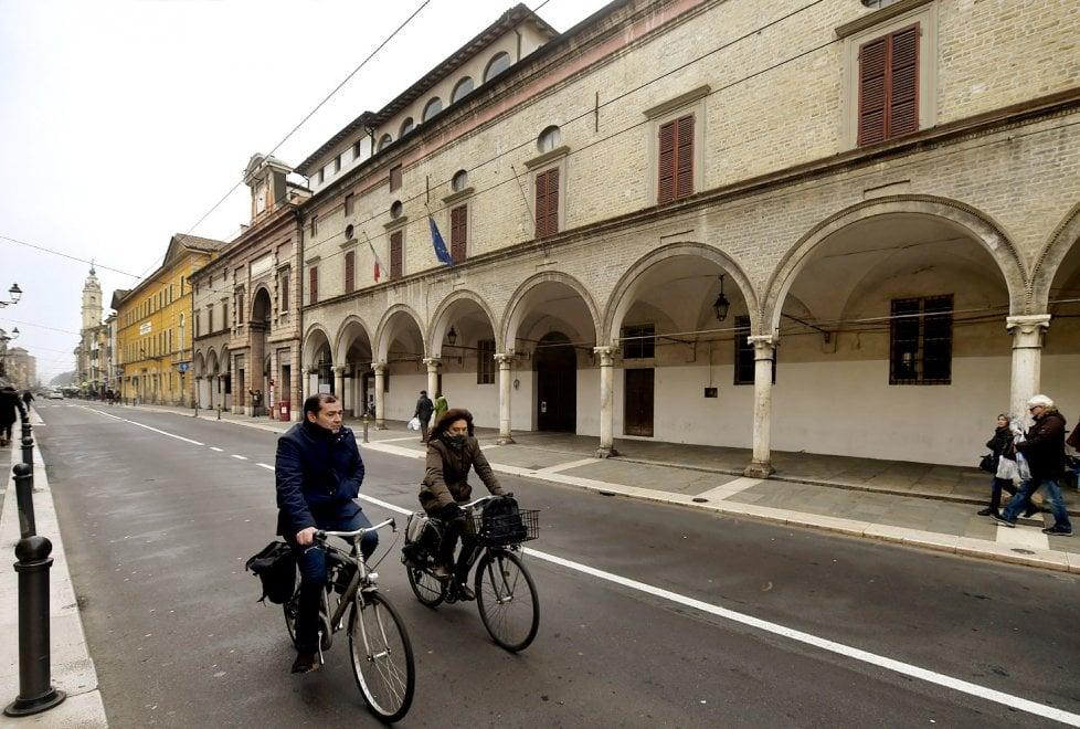 Capitale Cultura, Parma apre la crociera dell'ospedale Vecchio - Foto