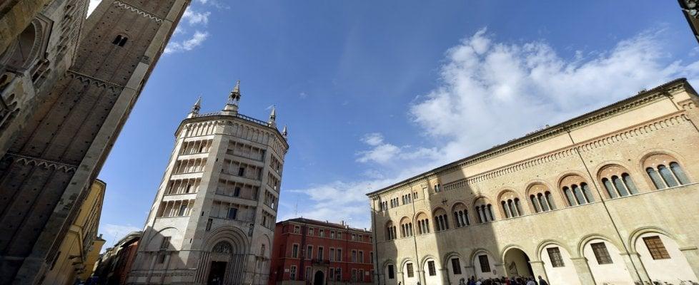 """Parma Capitale cultura 2020: i progetti Pizzarotti: """"Più emozionato oggi che alle elezioni"""""""