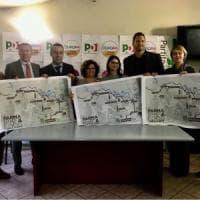 Mobilità, Pd propone ciclovia lungo il Po M5s nuovo ponte a Colorno