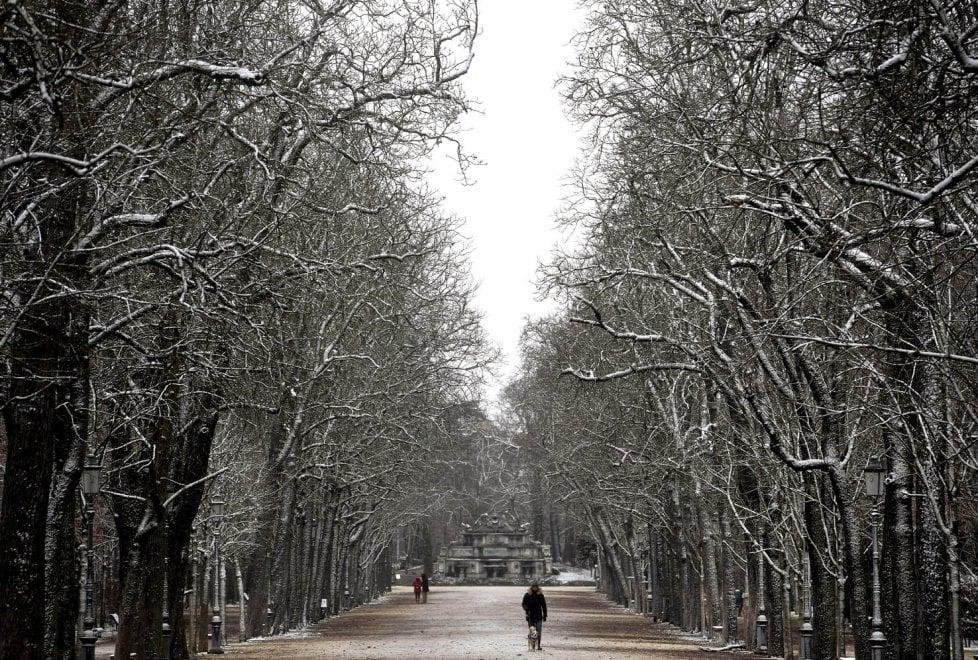 Maltempo a Parma, domenica fredda in attesa del gelo di Buran - Foto