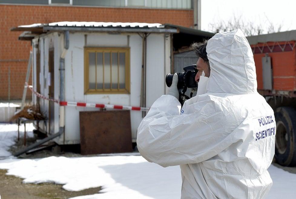 Parma, trovato cadavere di un artigiano in un cantiere - Foto