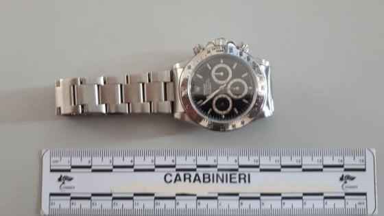 Parma, 16 anni dopo la rapina ritrova il Rolex fra i banchi della fiera