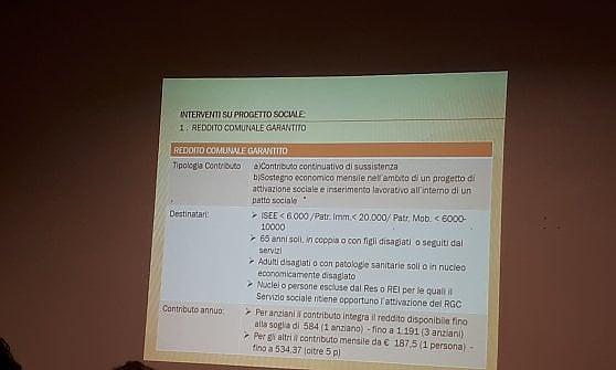 Reddito garantito e punti di comunità: cambia il welfare a Parma