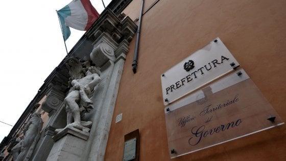 Parma, prefettura: resta emergenza abitativa, sicurezza e immigrazione sotto controllo