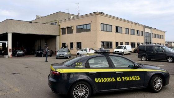Traffico internazionale di prodotti petroliferi: 5 arresti della Finanza di Parma