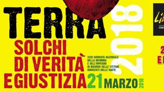 Lotta alla mafia e ricordo delle vittime innocenti: la piazza di Libera a Parma