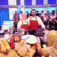 Mario Marini stravince alla Prova del cuoco
