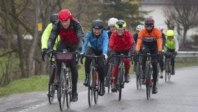Randonnée Valli Parmensi, ciclisti più forti della fatica e della pioggia