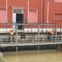 Bonifica Parmense: difesa idraulica straordinaria per il deflusso delle