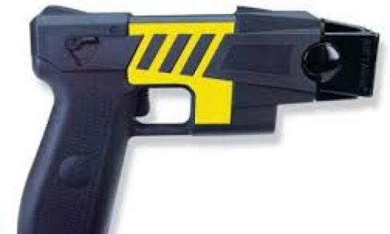 Sicurezza, Novità: Pistola Taser in dotazione a Polizia e Carabinieri