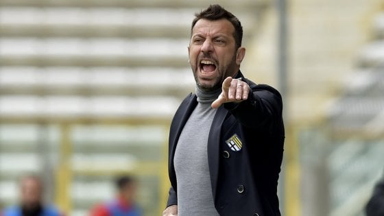"""Parma-Palermo, D'Aversa: """"Come una finale"""""""