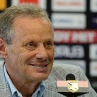 Parma-Palermo, Zamparini contro l'arbitro: