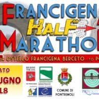 Il 2 giugno la prima Francigena half marathon Berceto-Pontremoli