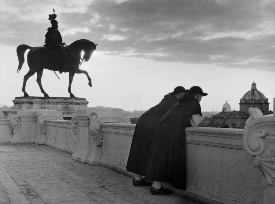 Viaggi e cinema: a Parma gli scatti di Arturo Zavattini