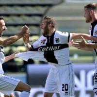 Di Gaudio affossa il Frosinone Ora il Parma vede la promozione diretta