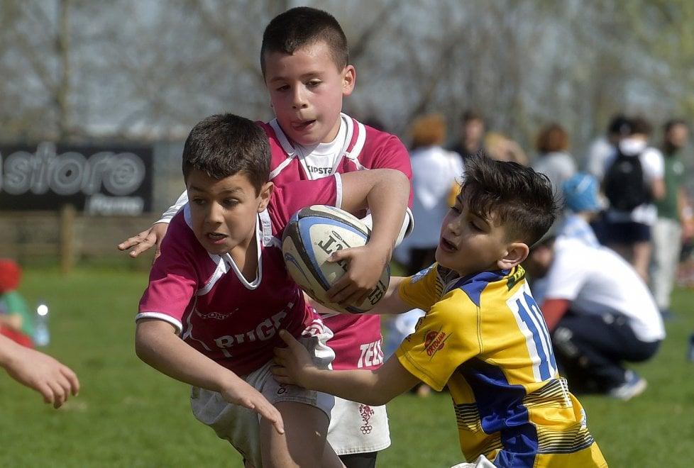 Parma, 30 anni di Memorial Amatori con 2000 giovani rugbysti