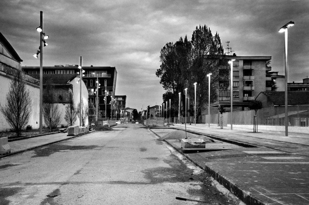 Parma, estetica e dignità di via Palermo negli scatti di Zinelli - Foto