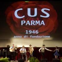 Cus Parma festeggia 72 anni Giordano Ferrari atleta di tutti i tempi - Foto
